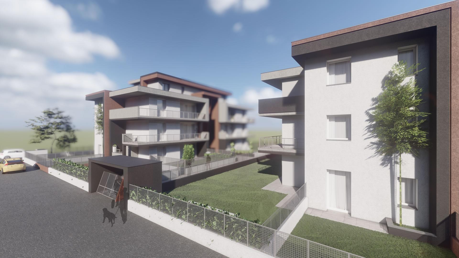Trezzo sull'Adda (Milano) - appartamenti in vendita